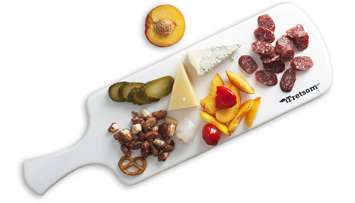 Paddle Cheese Board